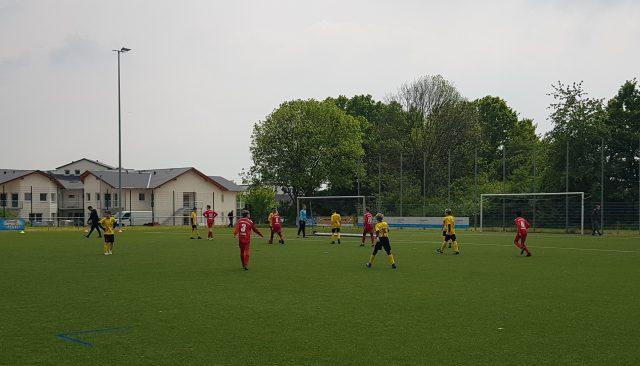 D1 – Erneutes Unentschieden gegen Rosellen