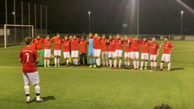 A-Jugend zieht ins Viertelfinale des Kreispokals ein